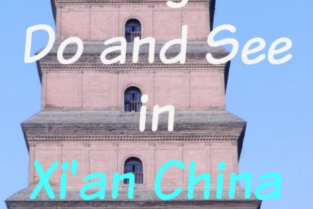 8 Things to Do and See in Xi'an China