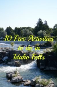 10 Free Things to do in Idaho Falls