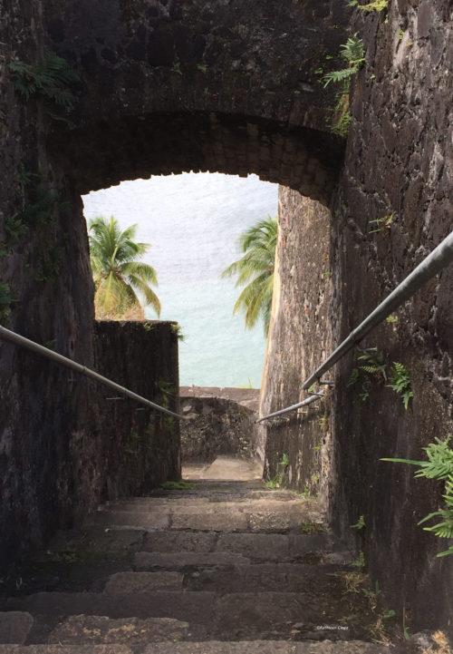 Fort Royal Fort de France Martinique