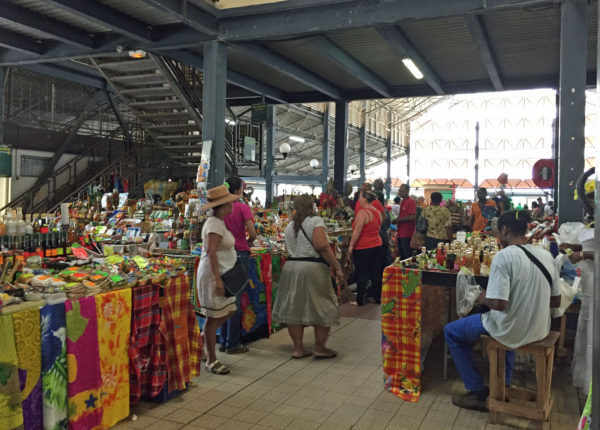 Spice Market Fort de France Martinique