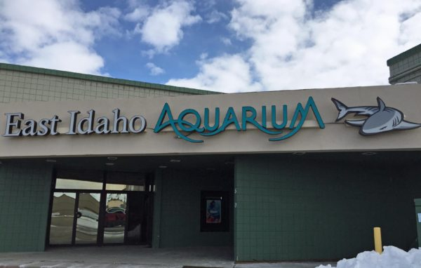 East Idaho Aquarium - Idaho Falls