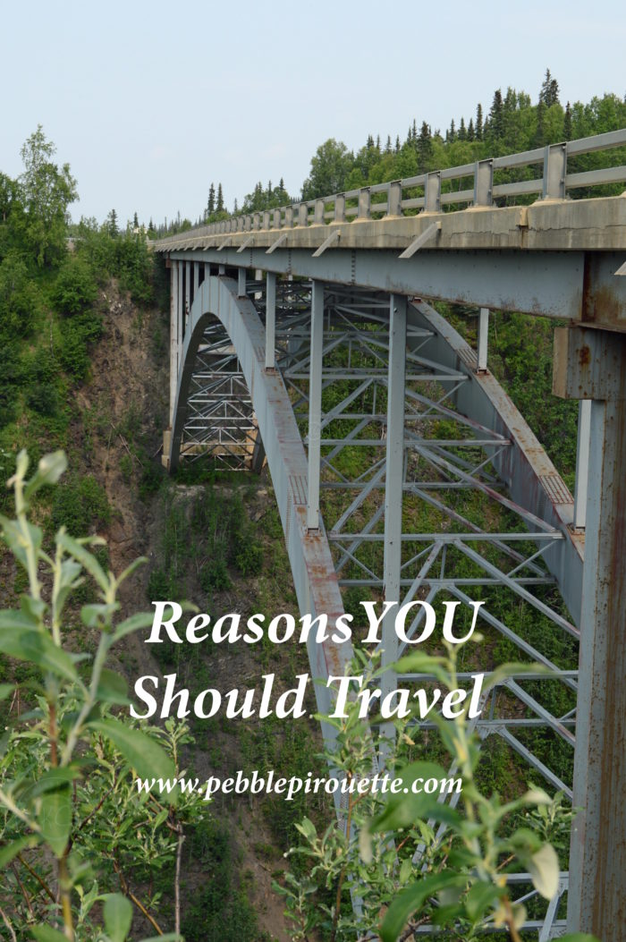 10 Reasons to Travel Hurricane Gulch Bridge Alaska