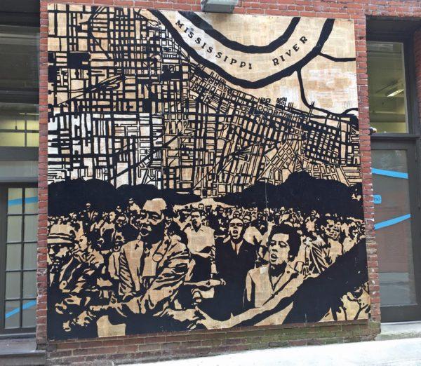 Memphis Street Art