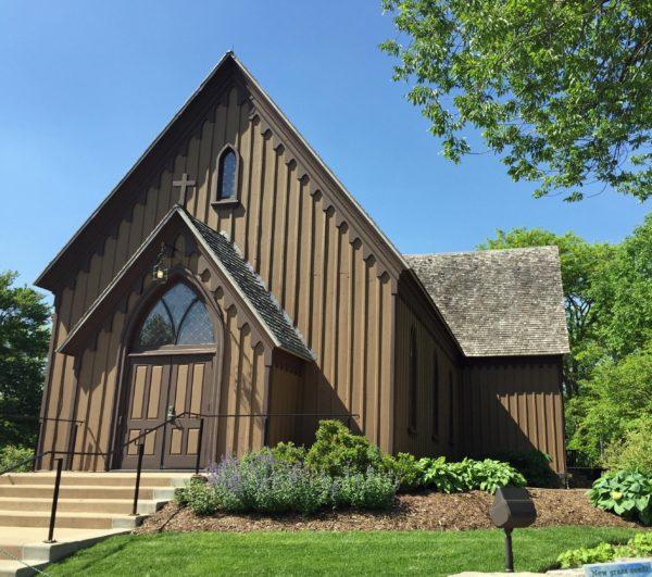 Naper Settlement Church