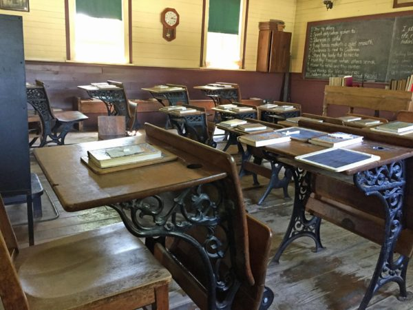 Naper Settlement Schoolhouse