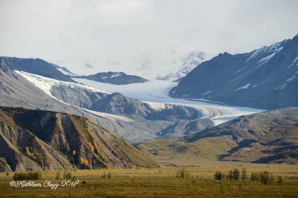 Gulkana Glacier 16 Reasons You Must Visit Alaska #Alaska #travelalaska #visitalaska pebblepirouette.com