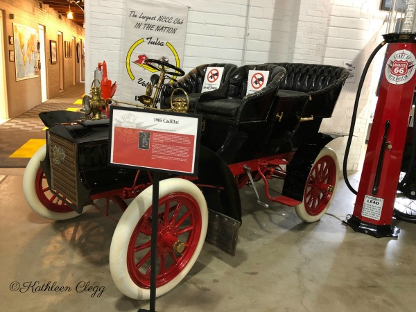 Heart of Route 66 Auto Museum in Sapulpa Oklahoma