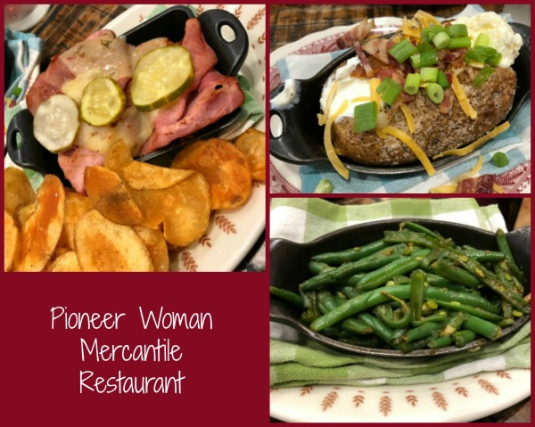 Pioneer Woman Mercantile Restaurant