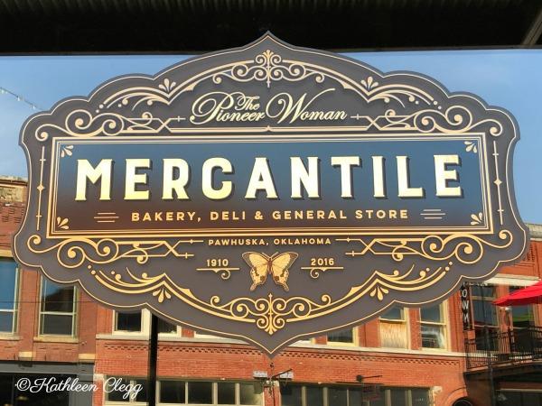 Pioneer Woman Mercantile