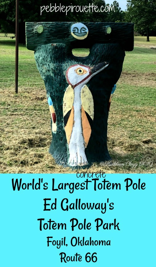 World's Largest Totem Pole Ed Galloway's Totem Pole Park