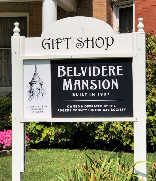 Historic Belvidere Mansion