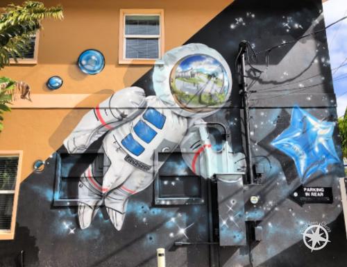 Eau Galle Arts District Melbourne Florida