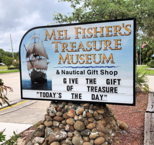 The Treasures of Mel Fisher